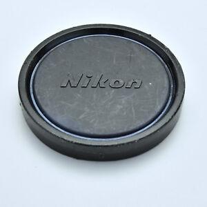 Genuine Nikon Japan 60mm Slip-On Front Lens Cap for 58mm Front Nikonos (#3496)