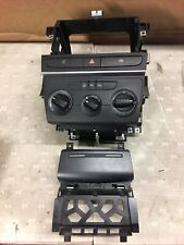 DOUBLE DIN RADIO CAGE SE Audi A3 8P 2008-2012 & SWITCHES COMPLETE 8P0858005C