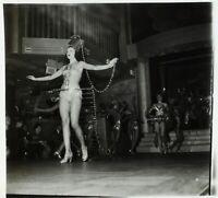 FRANCE Paris Bal Tabarin Danse Erotique ca 1930, Photo Stereo Cellulose VR2Ln11