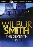 The Seventh Scroll (Ancient Egypt) - by Wilbur Smith - MP3CD - Audiobook