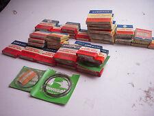 13008-012 Piston Ring Set Standard KAWASAKI NOS B8 BS8 150 SUPER