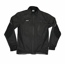 Arsuxeo Full Zip Thermal Reflective Cycling Jacket Women's M- EUC