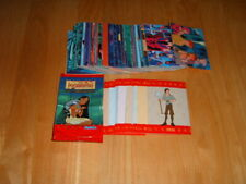 Basic Set of 90 Skybox Disney Pocahontas 1995/6 + 12 Pop-Out Trading cards