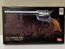 Extremely Rare! LS 1:1 Pistol Replica Kit Colt Cavalry Identical Scale P1008