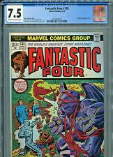Fantastic Four #135 (Marvel 1973) CGC Certified 7.5