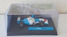 """les voitures de Michel Vaillant """" La Vaillante F1 2003 """" diorama 1/43 ALTAYA"""