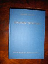 ARMANDO GIORGETTI L'EVASIONE TRIBUTARIA ed.1964 pag. 445