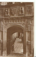 Warwickshire Postcard - Beauchamp Chapel - St Mary's Church - RP - Ref 9844A