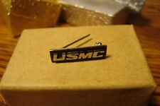 Vintage UNITED STATES Marine Corp. USMC Lapel Pin W/Safety Pin clasp Back    S