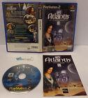 Console Game SONY Playstation 2 PS2 PAL ITALIANO - ATLANTIS III 3 Il Nuovo Mondo
