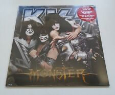 KISS Monster 2012 European limited 180 gram vinyl picture disc LP SEALED