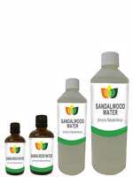 Sandalwood Floral Water Hydrosol Pure Natural Aromatherapy