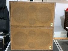 Rare Martin Spectrum Slope Speakers 440 By Eastman Sounds Tested Free Shipping