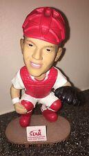 Yadier Molina Memphis Redbirds/St. Louis Cardinals Rookie 2004 Bobblehead RARE