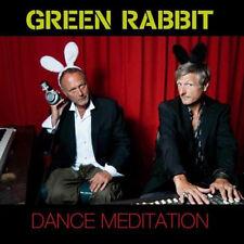 GREEN RABBIT = dance meditation = DEEP HOUSE NU JAZZ DOWNTEMPO GROOVES !!