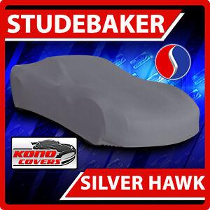 1957-1959 Studebaker Silver Hawk CAR COVER - ULTIMATE® HP All Season Custom-Fit