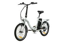 Top Angebot Vecocraft Nemesis Neuwertiges E-Klapprad E-Bike 7,8Ah in Weiß