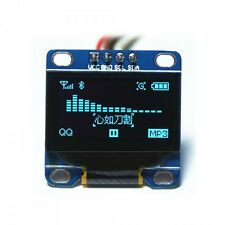 PANTALLA OLED 0.96 '' 128X64 INTERFAZ I2C AZUL MÓDULO IIC ARDUINO LCD 0,96 PI