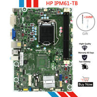 Mainboard for HP IPM61-TB IntelH61 LGA115X DDR3 712291-001 717070-501 717070-60