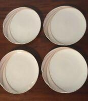 Set of 4 EN VOGUE by HUTSCHENREUTHER Maxim's De Paris Bread & Butter Plates