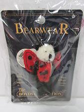 """Boyd's #599911-02 Bearware Pin """"Teedle F. Wuzzie"""" Tiny Ladybug Mint Pristine New"""