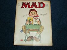 VERY RARE MIS-PRINT Mad Magazine MARCH 1966 ISSUE # 66 SIGNED BY NICK MEGLIN