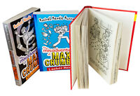 Russell Misadventures Of Max Crumbly 3 Books Children Collection By Rachel Renne