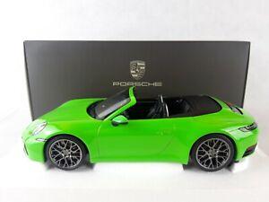 Porsche 911 (992) Carrera 4S Neuf Minichamps WAP0211730LM6B 1:18