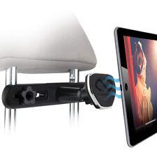 Naztech MagBuddy Hands-Free Mobile Device Headrest Mount - Black