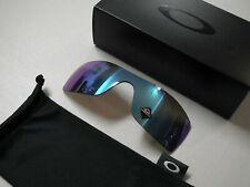 Authentic Oakley Batwolf Prizm Sapphire Iridium Replacement Lens