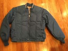 VTG COMFY USA Down Puffer Puffy Ski Snow Winter Jacket Coat Size ML