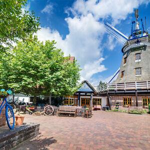 Urlaub 3 Tage / 2 ÜN für 2 Pers. Hotel Lewitz Mühle nahe Schwerin + 1 Abendessen