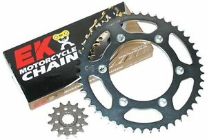 Kawasaki GPZ750R 1983 630 O-Ring Chain Front Rear Sprocket Kit