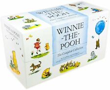 Winnie the Pooh Complete Collection 30 Books Box Set NEW