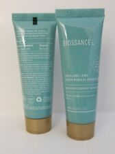 2 New Sealed Biossance Spf 30 Uva/Uvb Sheer Mineral Susncreen 20ml ea / 12/2022