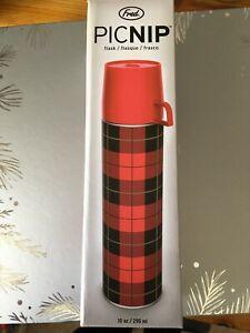 BN Genuine Fred Picnip - vintage style mini flask.