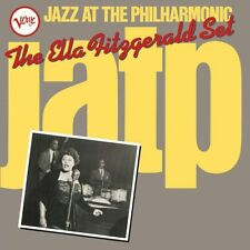 Ella Fitzgerald JAZZ AT THE PHILHARMONIC Gatefold VERVE RECORDS New Vinyl 2 LP