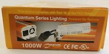 Quantum 1000W Digital Ballast, 120/240V Dimmable, HPS and MH