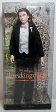 BARBIE 2011 PINK LABEL TWILIGHT SAGA BREAKING DAWN 12'' EDWARD GROOM DOLL NRFB