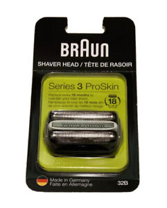 Braun 32B Series 3 Replacement Shaver Razor Head Foil and Cutter Cassette Sealed