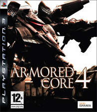 Armored Core 4 PS3 * En Excelente Estado *