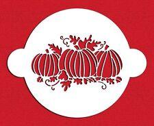 Pumpkin Patch Cake Top Stencil by Designer Stencils #C280