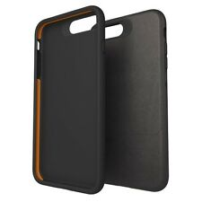 Gear4 D3O Mayfair Leather Phone Case Cover For Apple iPhone 7 Plus in Black