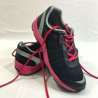 VIONIC Womens Size 7.5 1st Ray Technology Alliance Lace Up Walking Shoes Pink