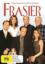 Frasier The Complete Fifth Season DVD 4-Disc Set