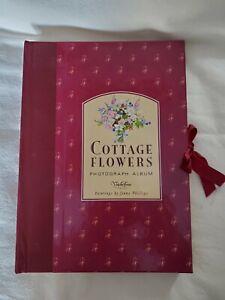 Cottage Flowers Photograph Album by Victoria Avenue