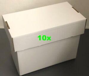 Games Island - 10 x Comic box (short) for 150 comics