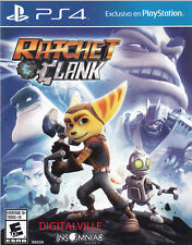 Ratchet and Clank PS4 Sony PlayStation 4 Brand New No Case