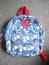CHILDREN'S  ( blue )  rucksack / backpack