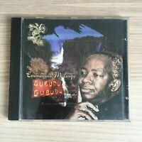 Emmanuel Milingo - Gubudu Gubudu - CD Album - 1995 Pressing - Lucio Dalla